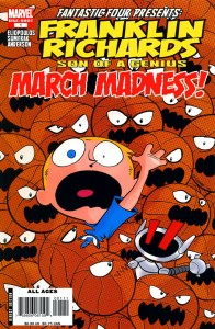0001 2143 196x300 Franklin Richards  Son Of A Genius  March Madness [Marvel] OS1