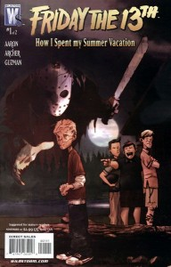 0001 2152 192x300 Friday The 13th  Summer Vacation [Wildstorm] Mini 1
