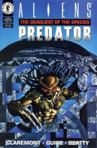 0001 216 196x300 Aliens Vs Predator  The Deadliest of the Species [Dark Horse] Mini 1