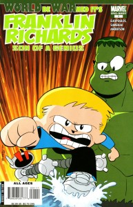 0001 2179 193x300 Franklin Richards  Son Of A Genius  World Be Warned [Marvel] OS1