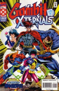 0001 2187 195x300 Gambit and The X ternals [Marvel] Mini 1