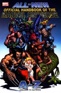0001 222 196x300 All New Official Handbook Of The Marvel Universe [Marvel] OS1