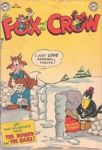 0001 2249 205x300 Fox And The Crow [DC] V1
