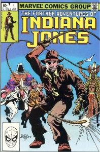 0001 2264 197x300 Further Adventures of Indiana Jones [Marvel] V1