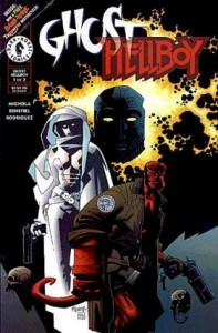 0001 2286 197x300 Ghost  Hellboy [Dark Horse] Mini 1