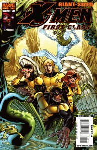 0001 2296 193x300 Giant Sized X Men  First Class [Marvel] OS1