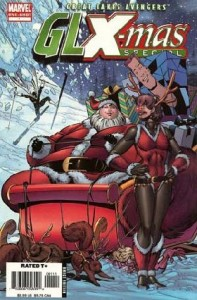 0001 2331 197x300 Christmas Comic Book Covers