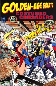 0001 2335 194x300 Golden Age Greats  Costumed Crusaders Special [AC] OS1