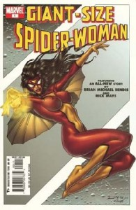 0001 2360 195x300 Giant Size Spider Woman [Marvel] V1