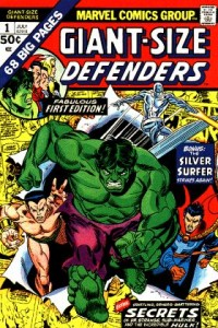 0001 2367 200x300 Giant Size Defenders [Marvel] V1