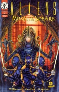 0001 238 194x300 Aliens  Music of the Spears [Dark Horse] Mini 1