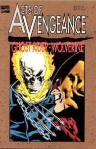 0001 2391 194x300 Ghost Rider  Wolverine  Acts of Vengeance [Marvel] V1