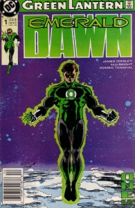 0001 2455 195x300 Green Lantern  Emerald Dawn 1 [DC] Mini1