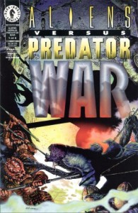 0001 248 195x300 Aliens Vs Predator  War [Dark Horse] Mini 1