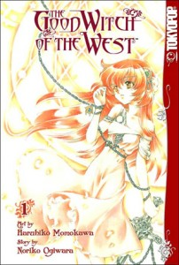0001 2524 202x300 Good Witch Of The West [Tokyopop] OS1