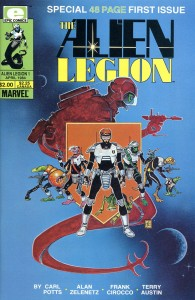 0001 259 195x300 Alien Legion, The [Marvel Epic] V1