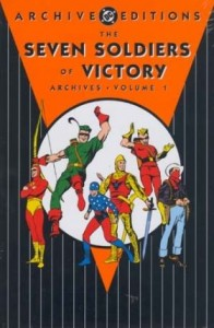 0001 268 196x300 Archive Editions  The Seven Soldiers Of Victory [DC] V1