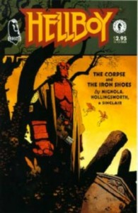 0001 2681 195x300 Hellboy  The Corpse and the Iron Shoes [Dark Horse Legend] Mini 1