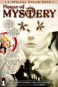 0001 2773 201x300 House Of Mystery [DC Vertigo] V1