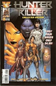 0001 2784 198x300 Hunter Killer  Collected Edition [Image Top Cow] V1