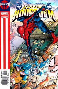 0001 2819 196x300 House Of M  Spider Man [Marvel] OS1