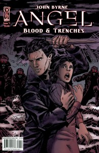0001 292 195x300 Angel  Blood And Trenches [IDW] OS1