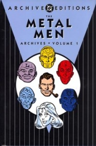 0001 295 197x300 Archive Editions  Metal Men [DC] OS1