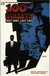 0001 3 198x300 100 Bullets  First Shot, Last Call [DC] OS1