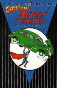 0001 300 196x300 Archive Editions  Action Comics [DC] V1