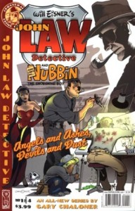 0001 3001 192x300 John Law  Detective  Angels Ashes Devils Dust [IDW] Mini 1