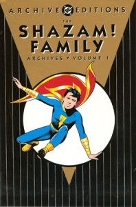 0001 301 198x300 Archive Editions  The Shazam Family [DC] V1