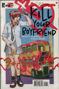 0001 3067 198x300 Kill Your Boyfriend [DC Vertigo] Mini 1