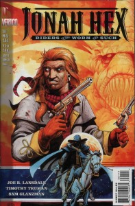 0001 3127 197x300 Jonah Hex  Riders Of The Worm And Such Mini 1