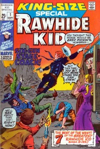 0001 3141 201x300 King Size Special Rawhide Kid [Marvel] OS1