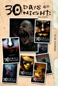 0001 32 203x300 30 Days Of Night  Sourcebook [IDW] OS1
