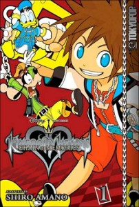 0001 3227 202x300 Kingdom Hearts  Chain of Memories [Tokyopop] OS1