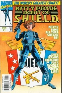 0001 3258 200x300 Kitty Pryde   Agent of SHIELD [Marvel] Mini 1