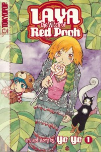 0001 3265 201x300 Laya  The Witch Of Red Pooh [Tokyopop] V1