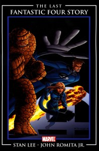 0001 3267 197x300 Last Fantastic Four Story, The [Marvel] OS1