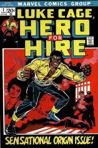 0001 3282 199x300 Luke Cage   Hero For Hire [Marvel] V1