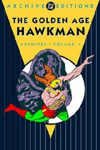 0001 331 200x300 Archive Editions  Golden Age Hawkman [DC] V1
