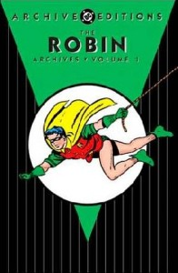 0001 350 196x300 Archive Editions  The Robin [DC] V1