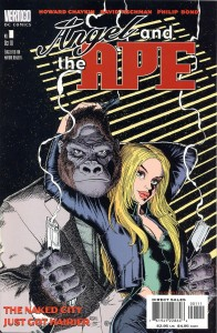 0001 353 196x300 Angel And the Ape [DC Vertigo] Mini 1