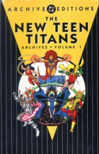 0001 354 194x300 Archive Editions  New Teen Titans [DC] V1