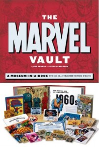 0001 3642 202x300 Marvel Vault  Museum In A Book [Marvel] OS1