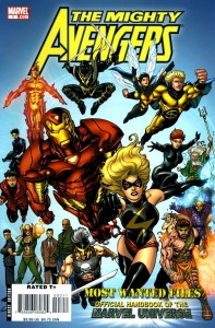 0001 3699 197x300 Mighty Avengers  Most Wanted [Marvel] OS1