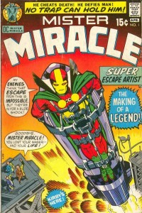 0001 3734 200x300 Mister Miracle [DC] V1