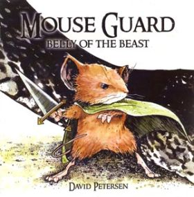 0001 3790 Mouse Guard [UNKNOWN] Mini 1