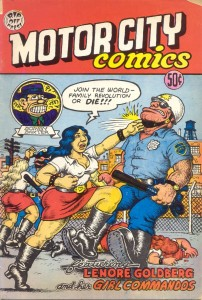0001 3791 202x300 Motor City Comics [Rip Off Press] V1