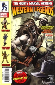 0001 3792 194x300 Mighty Marvel Western, The  Western Legends [Marvel] OS1